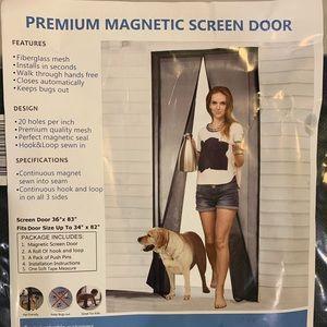 Other - Magnetic Screen Door